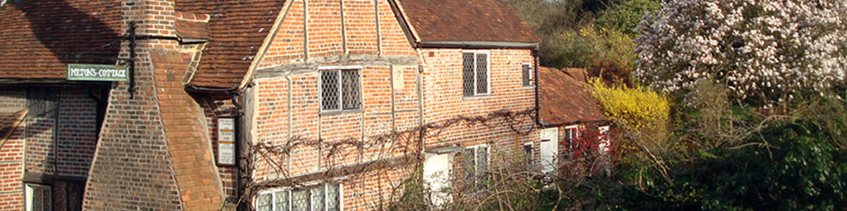 Support Milton's Cottage