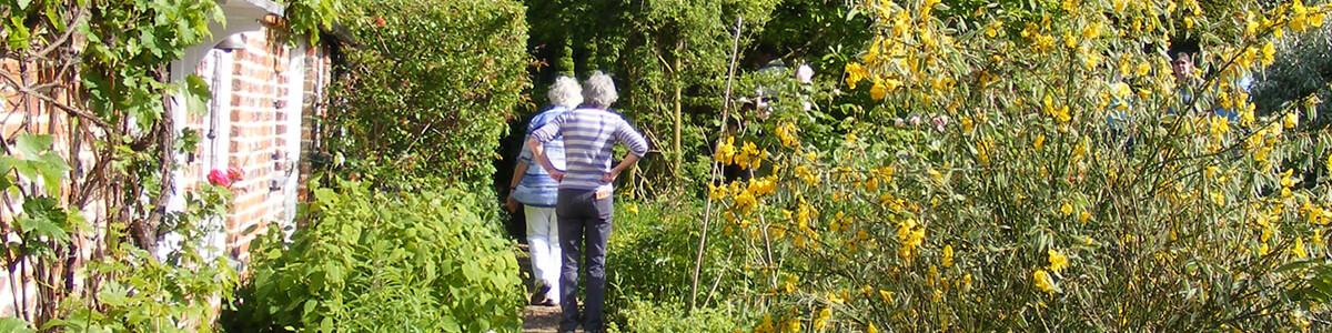 Milton's Garden
